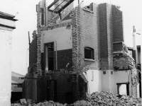 Holborn Union Workhouse: Demolition