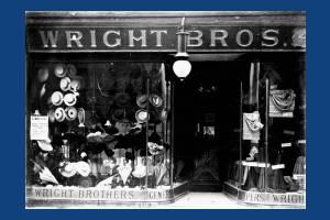 Wimbledon Hill Road, Wimbledon: ( Wright Bros )
