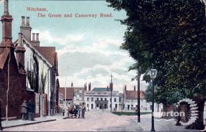 Causeway Road: The Green, Mitcham