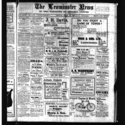 Leominster News - June 1914