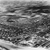 Aerial View of Blundellsands and Crosby