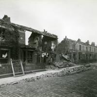 Bianca Street, bomb damage, Blitz