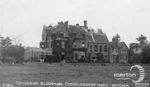 Catherine Gladstone Convalescent Home,  Mitcham.
