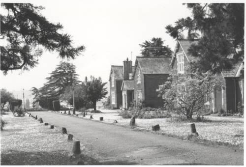 Mount Dinham, c1980, Exeter