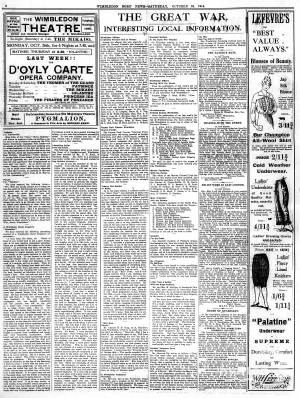 24 OCTOBER 1914