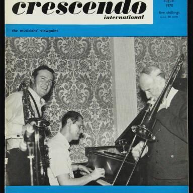 Crescendo 1970 August