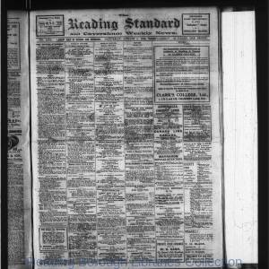 Reading Standard Etc 08-1916