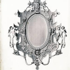 Mirror, Goodrich Court, 1834