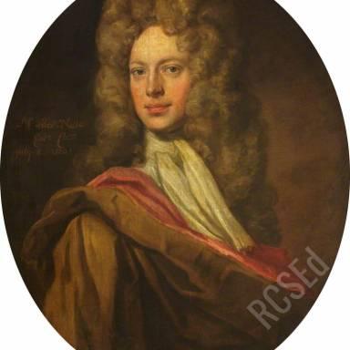 Alexander Nisbet, FRCSEd (1700)