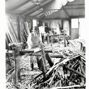 Woodworking, Mr Beaven, 1935