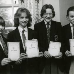 John Kyrle High School photographs