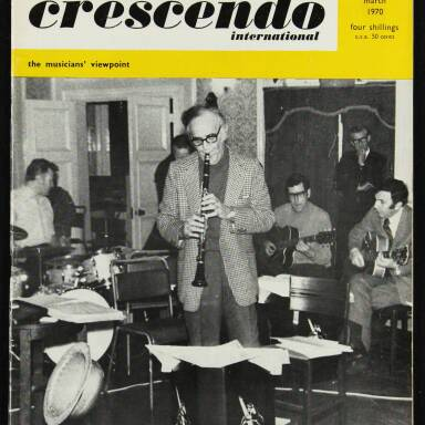 Crescendo 1970 March