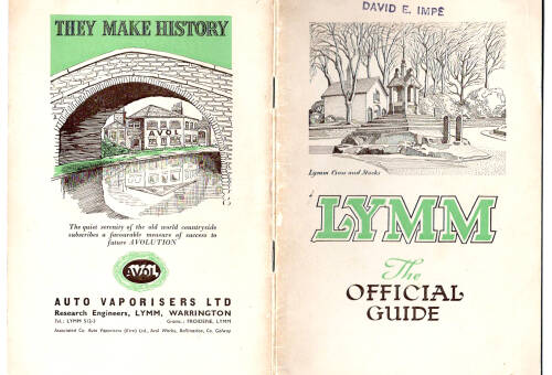 Lymm: the official guide (4)
