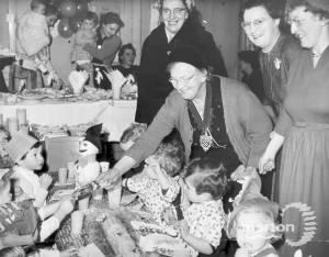 Morden Clinic, Children's Party