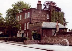 Dorset Hall, No.152, Kingston Road