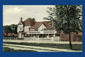 Cricket Pavilion, Mitcham