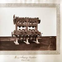 B size forging machine