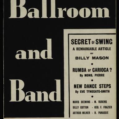 Vol.1 No.3 January 1935