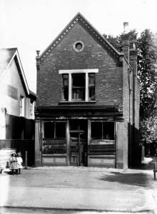 Unknown Merton building