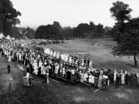 Wimbledon Historical Pageant: Portrayal of Elizabeth I