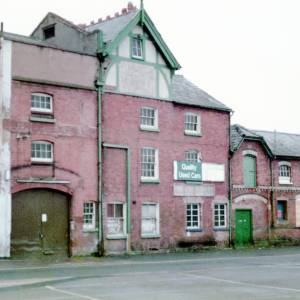 Old Warehouses, Hereford, c1990