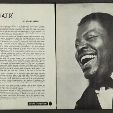 Norman Granz' Jazz at the Philharmonic Second British Tour 1959 003