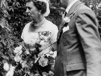 Princess Marina, Duchess of Kent pictured at Morden Hall