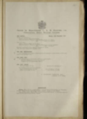 Routine Orders - June 1918 - April 1919 - Page 183