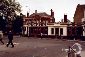 The  Alexandra, Wimbledon Hill Road