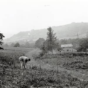 Aston, site of pipe factory, 1931