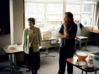 Wimbledon library staff.