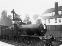 Train, Mitcham Junction