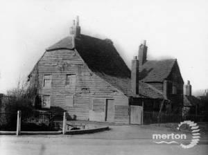 Phipps Bridge Road, Mitcham: Rats Castle