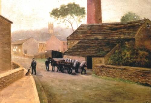 Remembering marshall mill