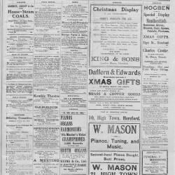 Hereford Journal - December 1917