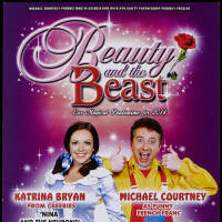 Flyer - Beauty and the Beast Pantomime - 2014
