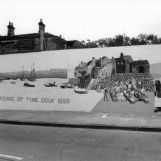 Commercial Road Mural