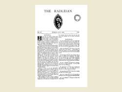 The Radleian 1931 - No. 517 July