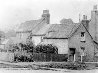 Cottages on Cranmer Road, Mitcham