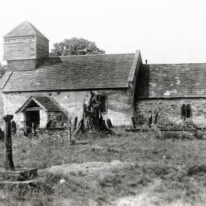 St Margarets Church, St Margarets, Herefordshire