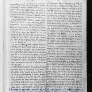Kelly's Directory of Berkshire, Buckinghamshire & Oxfordshire. 1911. pg1
