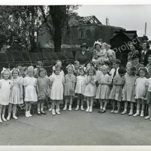 1950's May Queens (g)