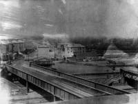 Railway bridge, Wimbledon Hill Road