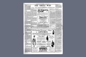 14 OCTOBER 1916