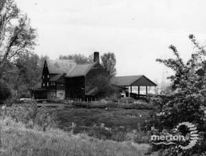 Deeds Mill, Willow Lane, Mitcham