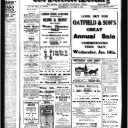 Hereford Mercury - 1914
