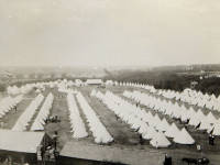 National Rifle Association: Vast tented village