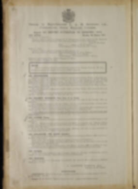 Routine Orders - June 1918 - April 1919 - Page 057