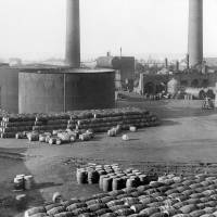 Brotherton's Factory, Bootle, 1950s