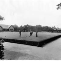 Victoria Park Bowling Green  Waterloo